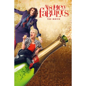 ABSOLUTELY FABULOUS: Η ΤΑΙΝΙΑ DVD/ABSOLUTELY FABULOUS: THE MOVIE DVD