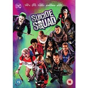 ΟΜΑΔΑ ΑΥΤΟΚΤΟΝΙΑΣ DVD/SUICIDE SQUAD DVD