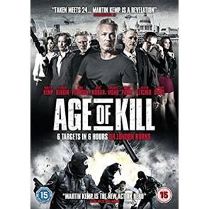 6 ΣΥΜΒΟΛΑΙΑ ΘΑΝΑΤΟΥ DVD/AGE OF KILL DVD