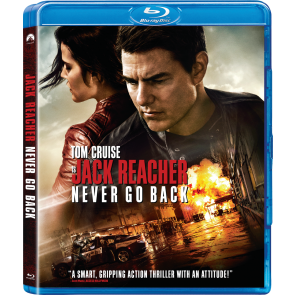 JACK REACHER: ΠΟΤΕ ΜΗ ΓΥΡΙΖΕΙΣ ΠΙΣΩ BD/JACK REACHER: NEVER GO BACK BD