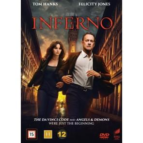 INFERNO (DVD)/