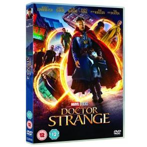 DOCTOR STRANGE (DVD) [S]