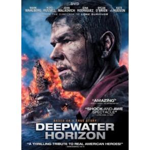 DEEPWATER HORIZON DVD