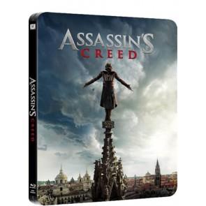 ASSASSIN'S CREED (3D+2D) STEELBOOK (2 DISCS)
