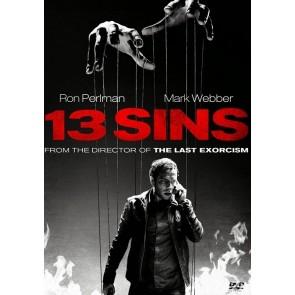 13 ΑΜΑΡΤΙΕΣ DVD/13 SINS DVD