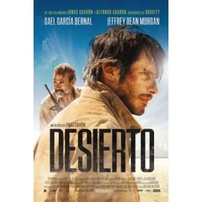 ΑΝΕΛΕΗΤΗ ΚΑΤΑΔΙΩΞΗ DVD/DESIERTO DVD