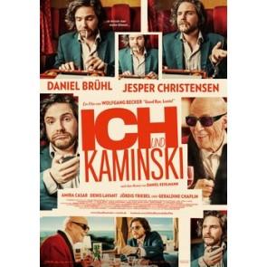 ΕΓΩ ΚΑΙ Ο ΚΑΜΙΝΣΚΙ DVD/ME AND KAMINSKI DVD