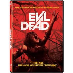 ΤΟ ΠΡΟΣΩΠΟ ΤΟΥ ΚΑΚΟΥ(DVD)/EVIL DEAD (2013) DVD