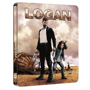 ΛΟΓΚΑΝ (STEELBOOK)BLU RAY/LOGAN (STEELBOOK) BLU RAY