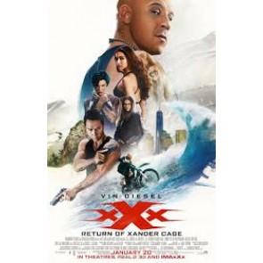 XXX: ΕΠΑΝΕΚΚΙΝΗΣΗ DVD/XXX: RETURN OF XANDER CAGE DVD