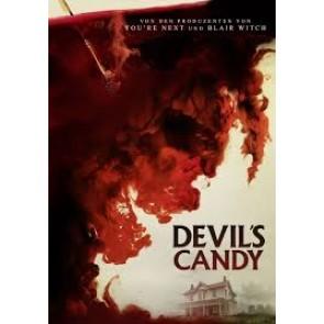 ΤΟ ΔΕΛΕΑΡ ΤΟΥ ΔΙΑΒΟΛΟΥ DVD/THE DEVIL'S CANDY DVD