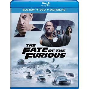 FAST & FURIOUS 8:ΟΙ ΜΑΧΗΤΕΣ ΤΩΝ ΔΡΟΜΩΝ/THE FATE OF THE FURIOUS BD