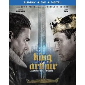 ΒΑΣΙΛΙΑΣ ΑΡΘΟΥΡΟΣ: Ο ΘΡΥΛΟΣ ΤΟΥ ΣΠΑΘΙΟΥ (2BD)/KING ARTHUR: LEGEND OF THE SWORD (2BD)