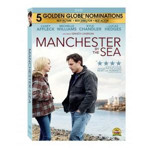 ΜΙΑ ΠΟΛΗ ΔΙΠΛΑ ΣΤΗΝ ΘΑΛΑΣΣΑ (DVD)/MANCHESTER BY THE SEA (DVD)