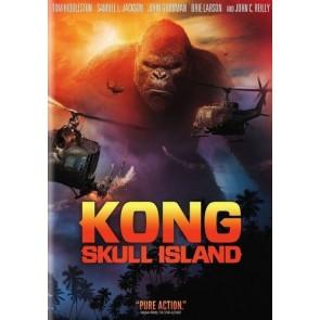 ΚΟΝΓΚ: Η ΝΗΣΟΣ ΤΟΥ ΚΡΑΝΙΟΥ DVD/KONG: SKUL ISLAND DVD