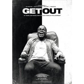 GET OUT! DVD/ΤΡΕΞΕ! DVD