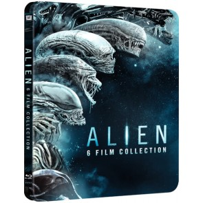 ALIEN COLLECTION STEELBOOK (6 DISCS)