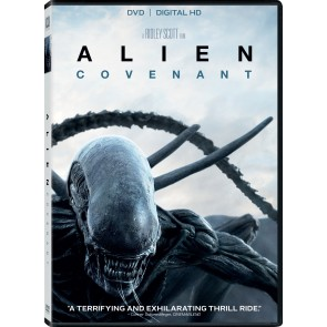 ALIEN: COVENANT DVD
