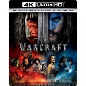 WARCRAFT 2D BD/ 4K