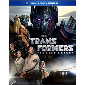 TRANSFORMERS 5:Ο ΤΕΛΕΥΤΑΙΟΣ ΙΠΠΟΤΗΣ (3D+2D-2 DISCS)/TRANSFORMERS 5: THE LAST KNIGHT (3D+2D-2 DISCS)