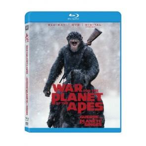 Ο ΠΛΑΝΗΤΗΣ ΤΩΝ ΠΙΘΗΚΩΝ(3D+2D-2 DISCS)/WAR FOR THE PLANET OF THE APES(3D+2D-2 DISCS)
