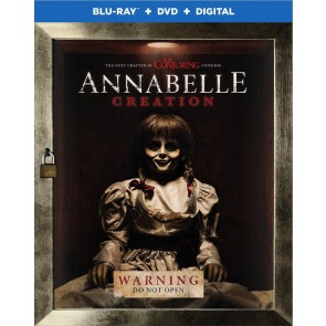 ANNABELLE: CREATION BD