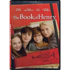 ΤΟ ΗΜΕΡΟΛΟΓΙΟ ΤΟΥ ΧΕΝΡΙ DVD/THE BOOK OF HENRY DVD