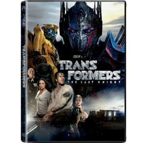 TRANSFORMERS 5: Ο ΤΕΛΕΥΤΑΙΟΣ ΙΠΠΟΤΗΣ DVD/TRANSFORMERS 5: THE LAST KNIGHT DVD