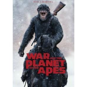 Ο ΠΛΑΝΗΤΗΣ ΤΩΝ ΠΙΘΗΚΩΝ : Η ΣΥΓΚΡΟΥΣΗ DVD/THE WAR FOR THE PLANET OF THE APES DVD