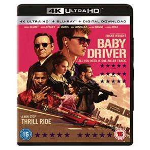 BABY DRIVER (UHD+BD)