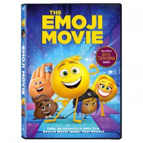EMOJI Η ΤΑΙΝΙΑ (DVD)/THE EMOJI MOVIE (DVD)