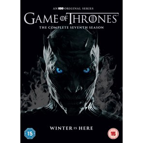 GAME OF THRONES ΟΛΟΚΛΗΡΟΣ Ο ΕΒΔΟΜΟΣ ΚΥΚΛΟΣ (4DVD)/GAME OF THRONES THE COMPLETE SEVENTH SEASON(4DVD)
