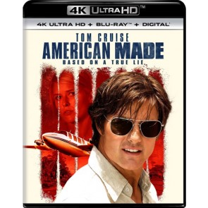 AMERICAN MADE 2D/ 4K (2DISCS)