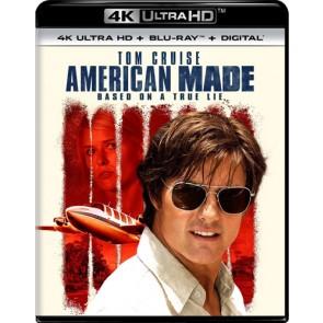 AMERICAN MADE 2D/ 4K (2DISCS)
