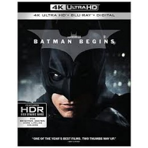 BATMAN BEGINS 4K(3DISCS)