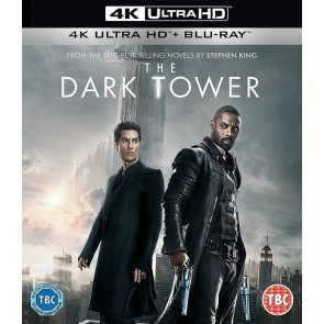 THE DARK TOWER (UHD+BD)