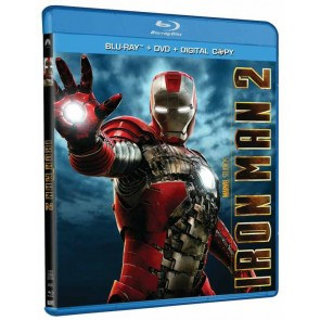 IRON MAN 2 (BD)