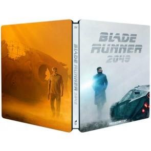 BLADE RUNNER 2049 STEELBOOK (2 BD)