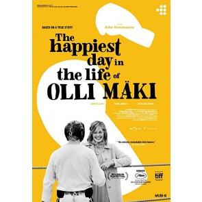 Η ΠΙΟ ΕΥΤΥΧΙΣΜΕΝΗ ΜΕΡΑ ΤΟΥ ΟΛΛΙ ΜΑΚΙ DVD/THE HAPPIEST DAY OF OLLI MAKI DVD