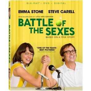 Η ΜΑΧΗ ΤΩΝ ΦΥΛΩΝ DVD/BATTLE OF THE SEXES DVD