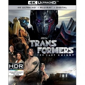 4K UHD TRANSFORMERS: THE MOVIE