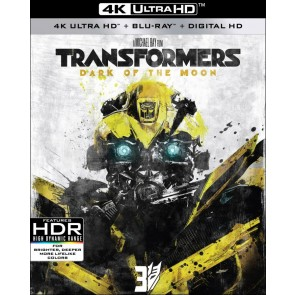 4K UHD TRANSFORMERS: DARK OF THE MOON