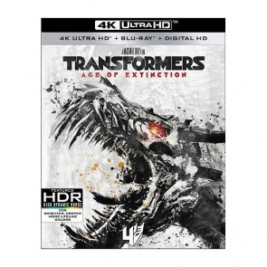 4K UHD TRANSFORMERS: AGE OF EXTINCTION