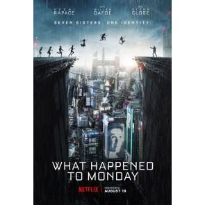 ΤΙ ΣΥΝΕΒΗ ΣΤΗ ΔΕΥΤΕΡΑ DVD/WHAT HAPPENED TO MONDAY DVD