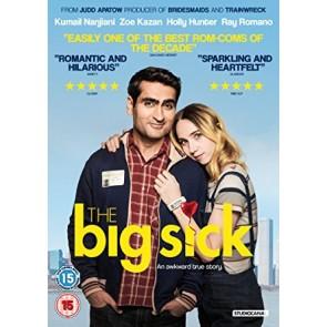 ΕΡΩΤΑΣ ΜΕΤ' ΕΜΠΟΔΙΩΝ DVD/THE BIG SICK DVD