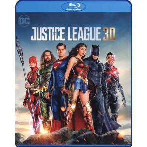 JUSTICE LEAGUE 2D/3D