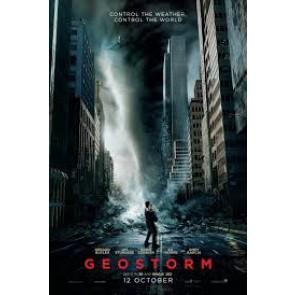 ΠΑΓΚΟΣΜΙΟΣ ΚΙΝΔΥΝΟΣ: GEOSTORM DVD/GEOSTORM DVD