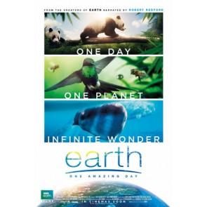 ΠΛΑΝΗΤΗΣ ΓΗ: ΜΙΑ ΥΠΕΡΟΧΗ ΜΕΡΑ DVD/EARTH: ONE AMAZING DAY DVD