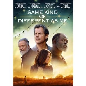 ΤΟ ΙΔΙΟ ΔΙΑΦΟΡΕΤΙΚΟΣ ΜΕ ΜΕΝΑ DVD/SAME KIND OF DIFFERENT AS ME DVD