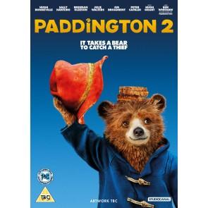 ΠΑΝΤΙΓΚΤΟΝ 2 DVD/PADDINGTON 2 DVD